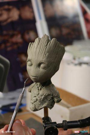 Legacy Groot Sculpt