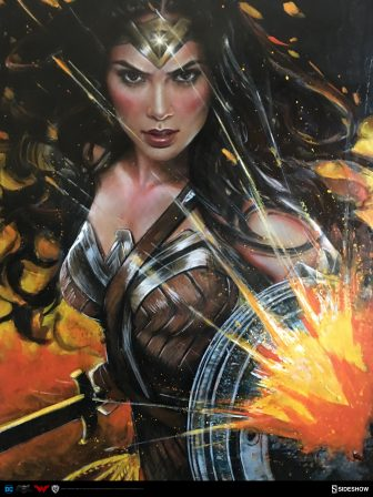Wonder Woman Art Print