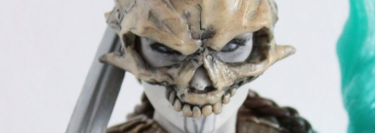 This Baker Cooked up a Deadly Delicious Court of the Dead Cake