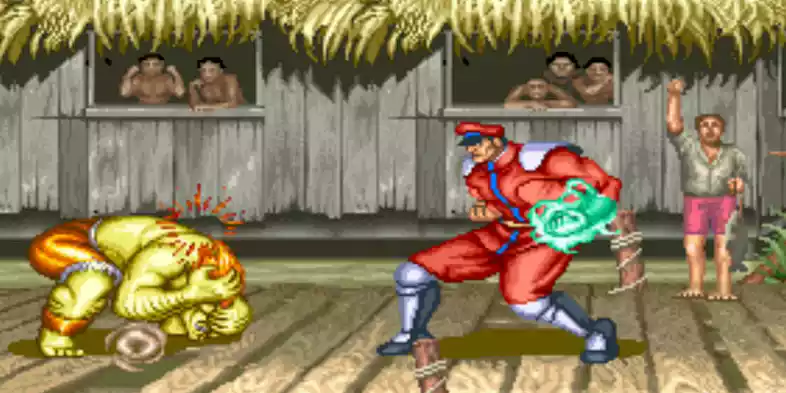 Street Fighter: 15 Things You Never Knew About M  Bison