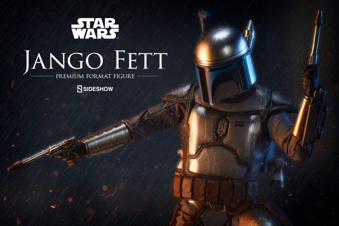 Jango Fett Premium Format Figure