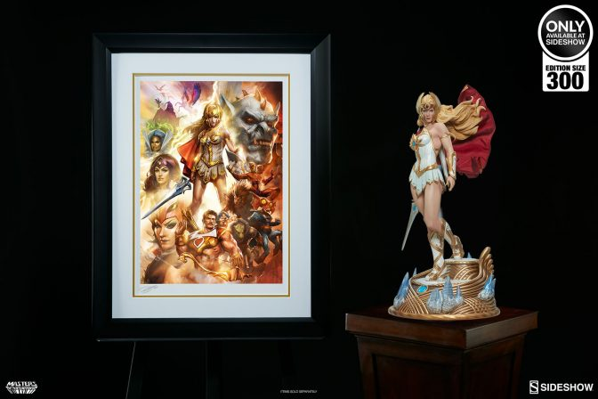 The Print-cess of Power: Presenting the She-Ra Premium Art Print!