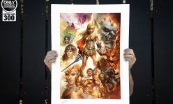 She-Ra Princess of Power Premium Art Print