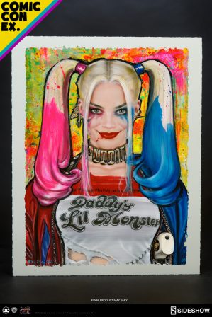 Harley Quinn: Daddy's Lil Monster