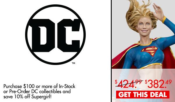 DC Super Savings