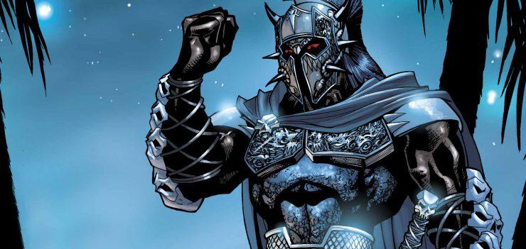 DC Comics Ares