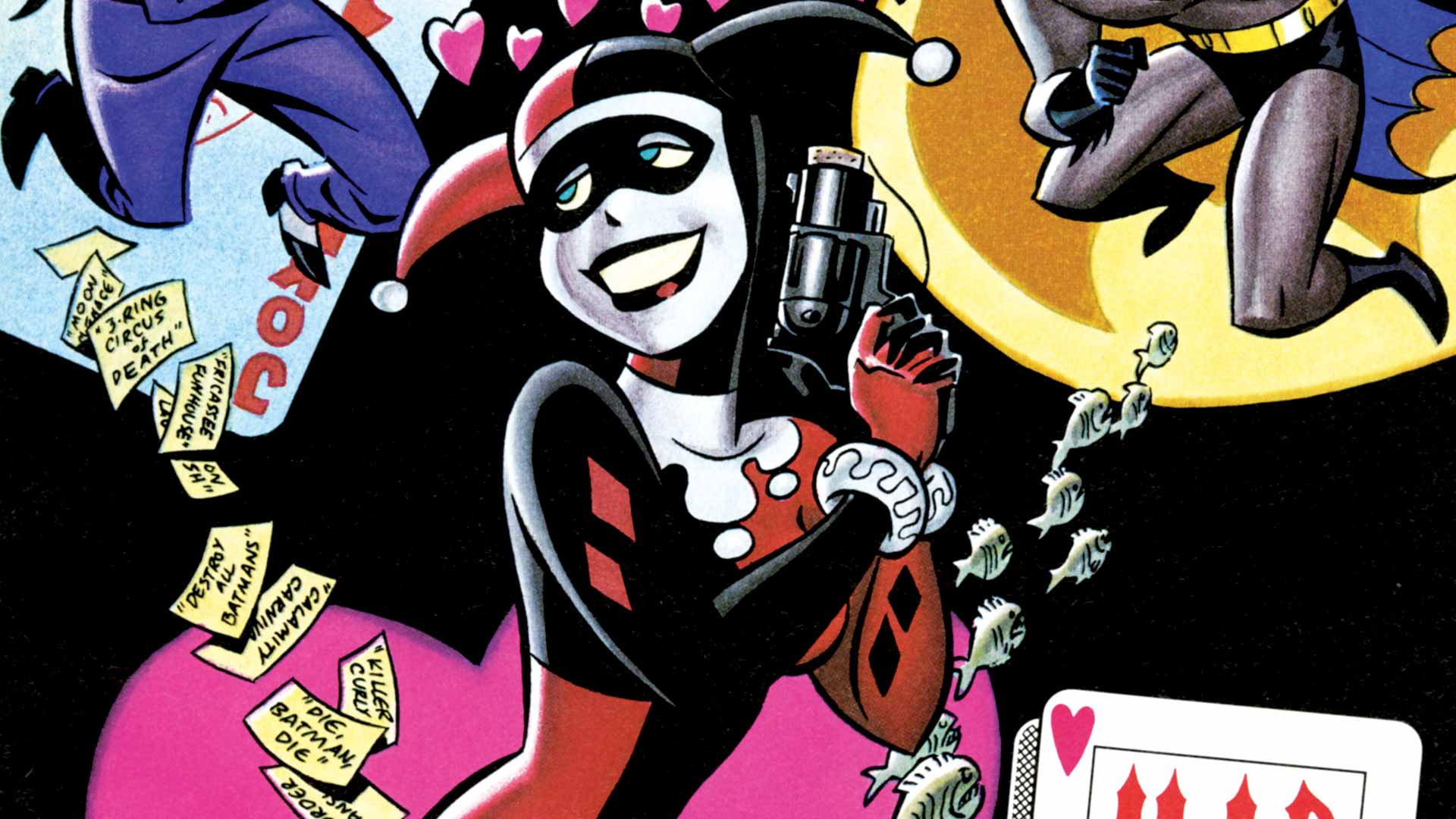 Nobody\u0027s Fool The Many Faces of Harley Quinn