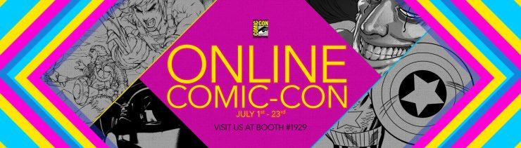 Online Comic Con 2017
