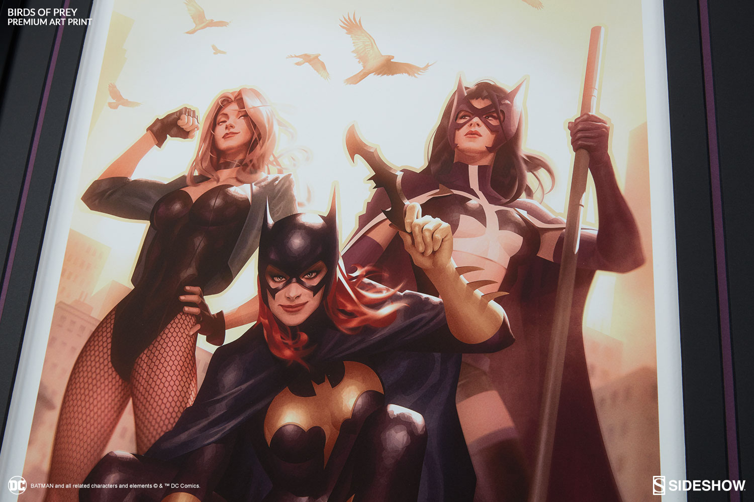 I Got Next! – Five Awesome DC Super Heroines Who Totally