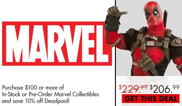 Marvel Deadpool Deal