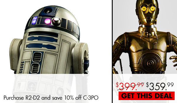 Star Wars Droid Deal