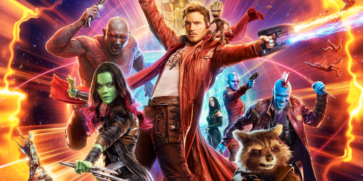 Guardians of the Galaxy DVD Release