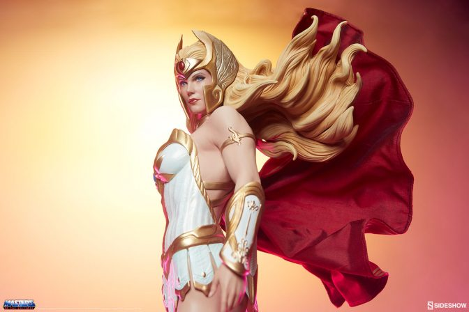 For the Honor of Grayskull: Presenting the She-Ra Statue