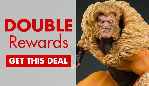 Marvel Sabretooth Deal