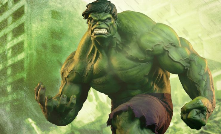 Incredible Hulk Premium Format Figure