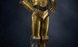 C-3PO Legendary Scale Figure