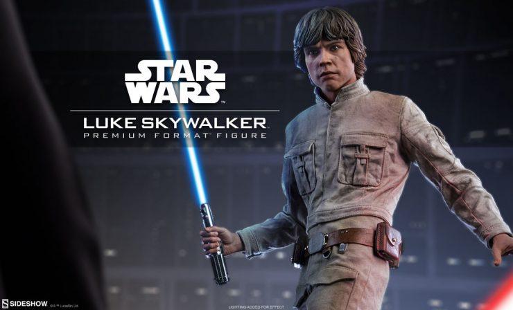 Luke Skywalker Premium Format Figure