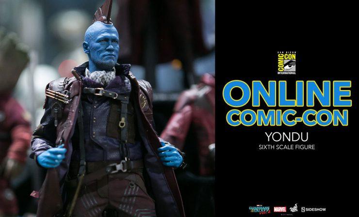 Yondu Hot Toys GotG 2