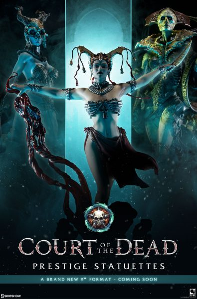 Court of the Dead Prestige Statuettes