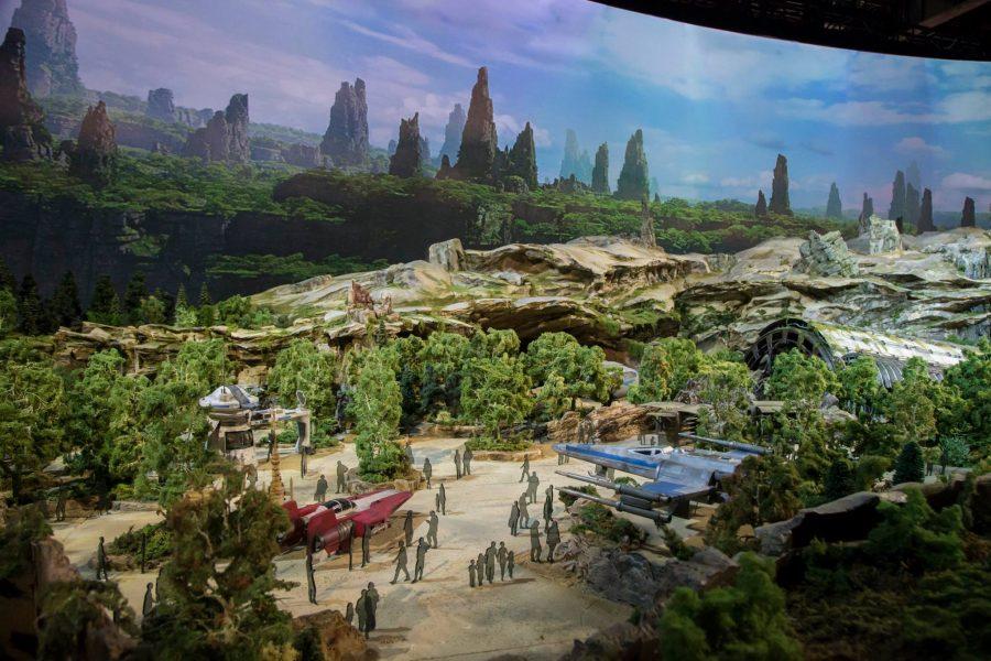 D23 Star Wars Land
