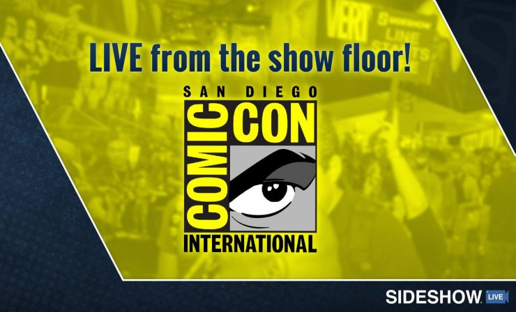 Catch Up on Some Sideshow Comic-Con 2017 Livestreams