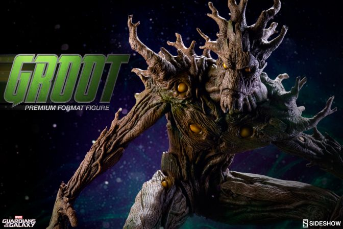 Groot Premium Format Figure