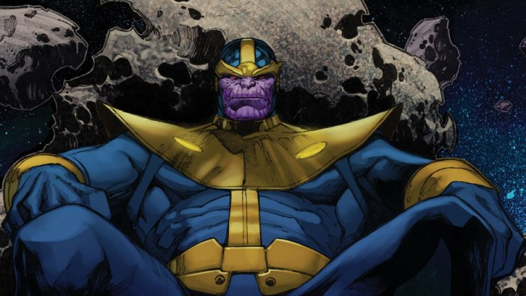 Five Things You May Not Know About Thanos