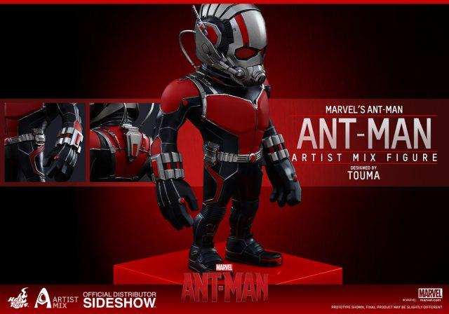 Ant-Man Artist Mix