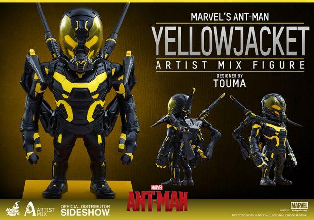 Yellowjacket Artist Mix