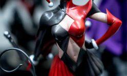 Harley Quinn Artgerm Lau Artist Series