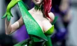 Poison Ivy Artgerm Lau Statue