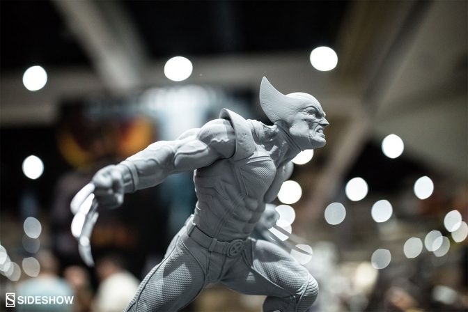 Marvel Product Highlights from the Sideshow SDCC Booth