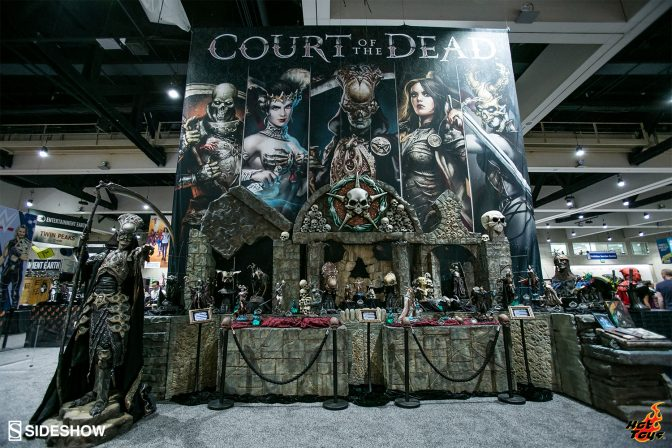 Death Has Come… to Comic-Con in True AfterLife-Size