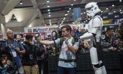 As Seen at Comic-Con 2017
