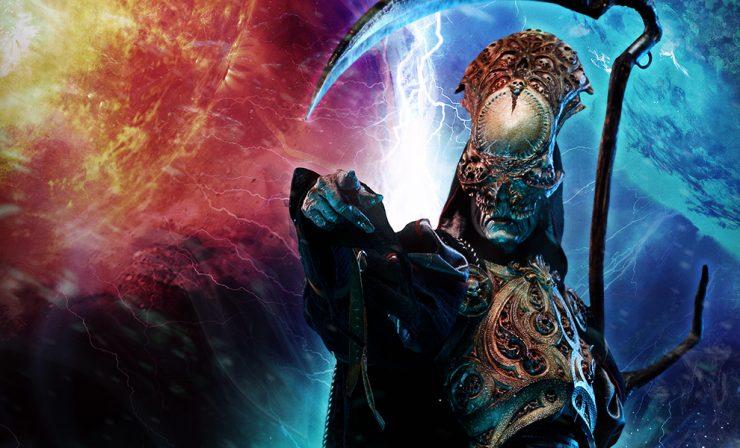 Death: Master of the Underworld Premium Format Figure