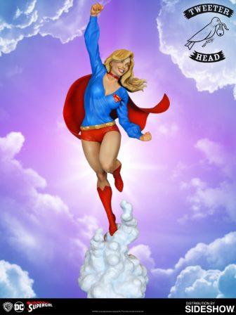 Tweeterhead Supergirl Maquette
