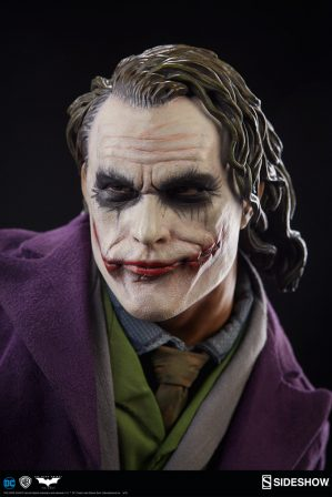 The Joker Dark Knight Premium Format Figure