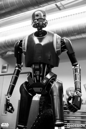 Sideshow's Life-Size K-2SO