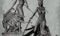 Kier Prestige Statuette