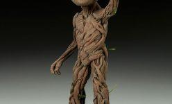 Baby Groot Maquette
