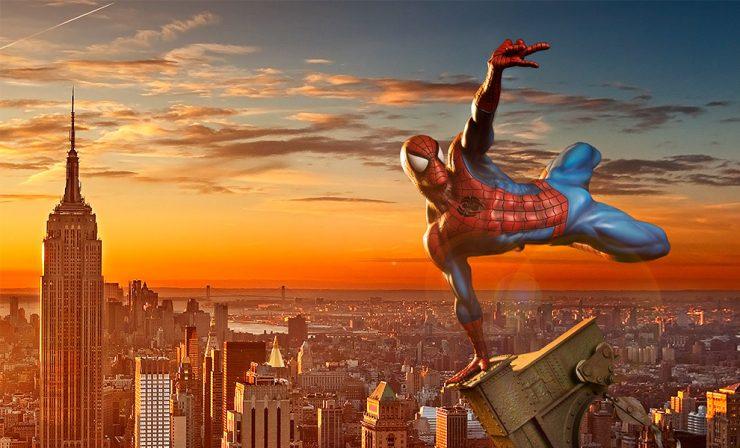 Spider-Man Premium Format Figure