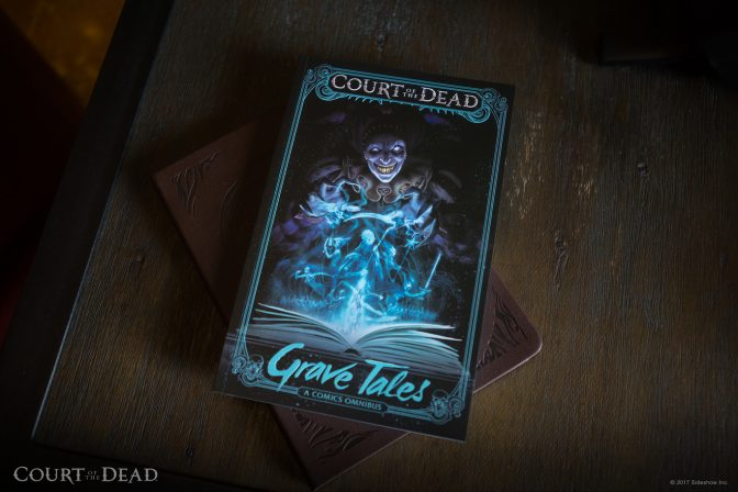 Court of the Dead Grave Tales