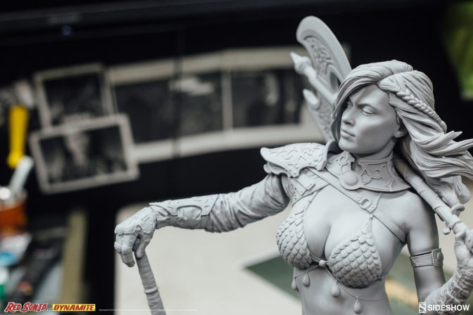 New Red Sonja Prototype