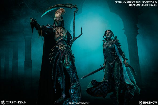 Death: Master of the Underworld Premium Format