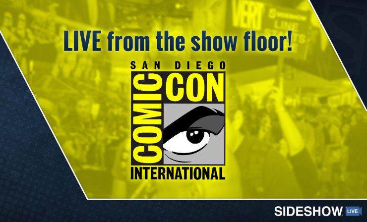 Sideshow Live at SDCC