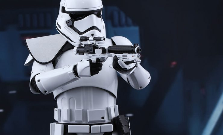 Star Wars First Order Stormtrooper Squad Leader Sixth Scale Figure