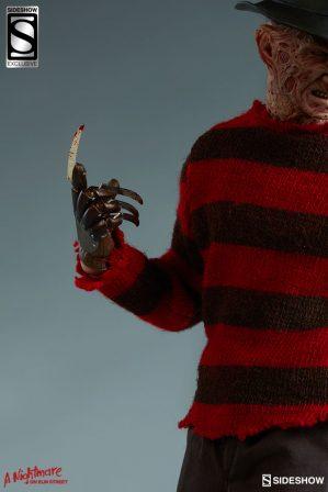Freddy Krueger Sixth Scale Figure