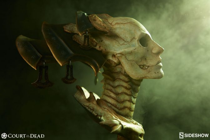 New Xiall Legendary Scale™ Bust Shows the True Resolve of Bone