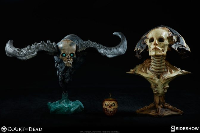 Court of the Dead Legendary Scale Busts