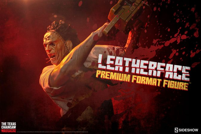 Let's Get to the Meat of the new Leatherface Production Gallery!